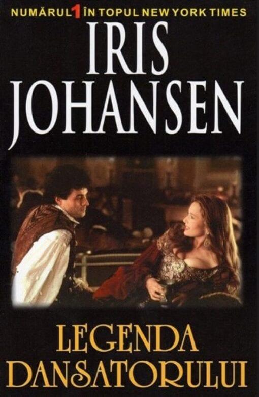 Legenda Dansatorului Iris Johansen