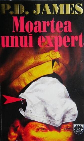 Moartea unui Expert P.D. James