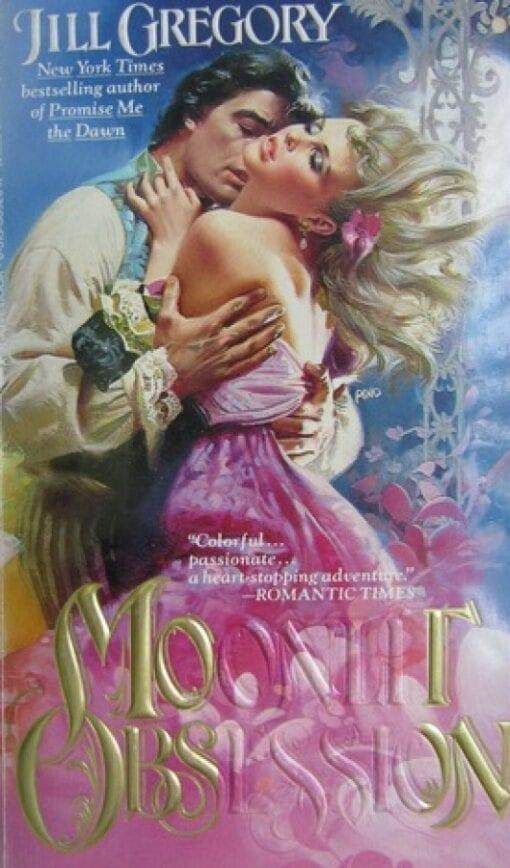 Moonlit Obsession Jill Gregory