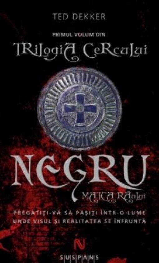 Negru Trilogia Cercului Ted Dekker