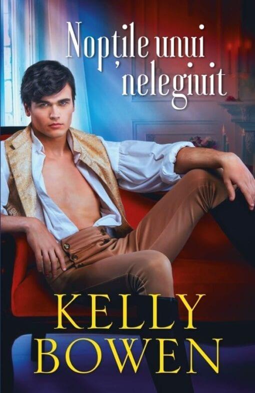 Noptile unui Nelegiuit Kelly Bowen