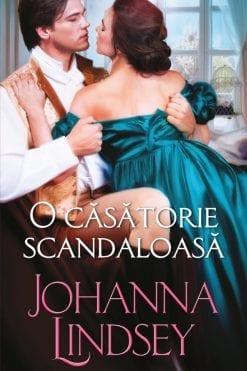 O Căsătorie Scandaloasă Johanna Lindsey