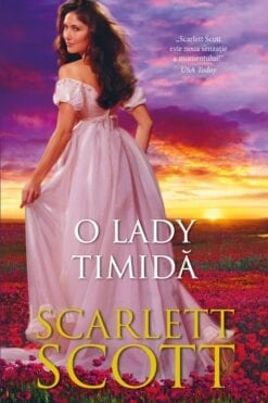 O Lady Timida Scarlett Scott