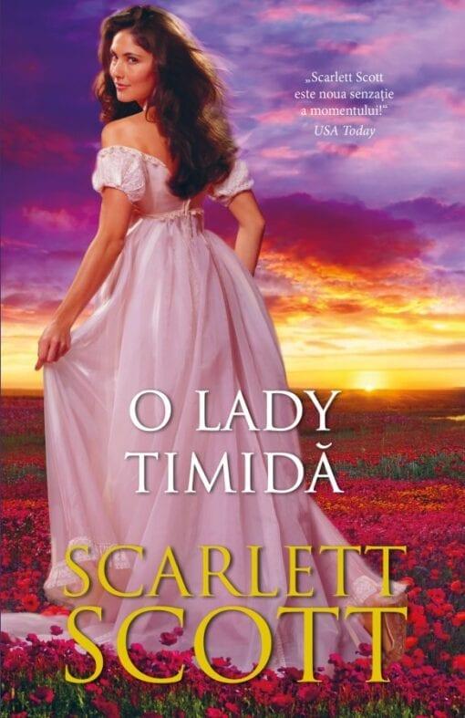 O Lady Timida Scarlett Scott