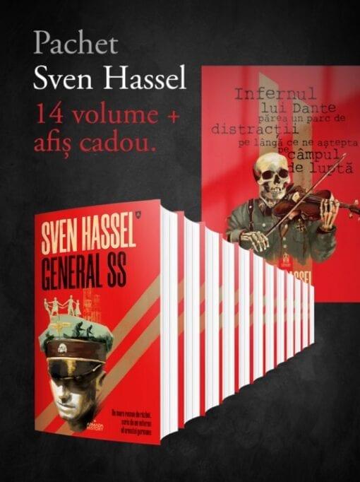 Pachet Sven Hassel Sven Hassel