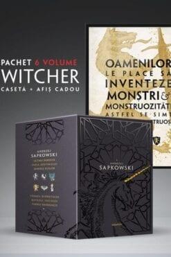 Pachet Witcher Andrzej Sapkowski