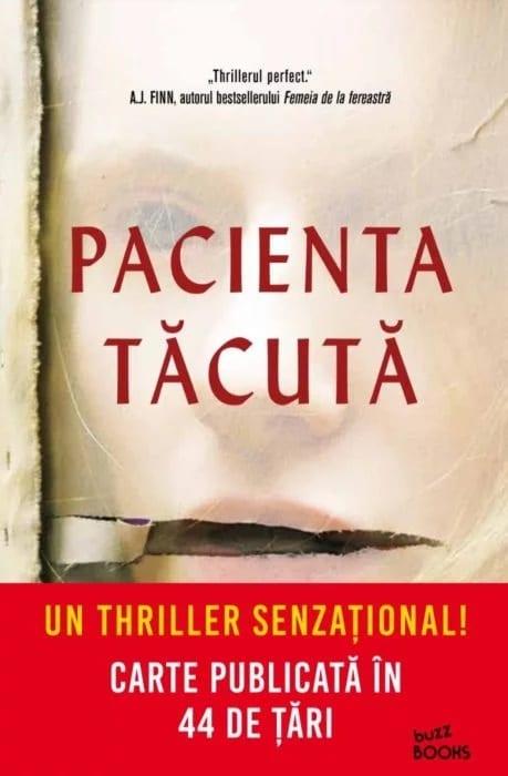 Pacienta Tacuta Alex Michaelides