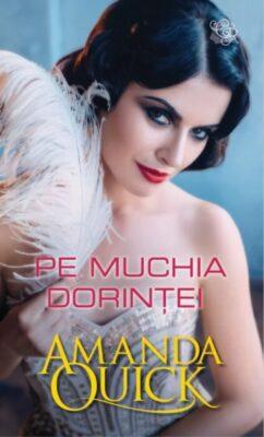 Pe Muchia Dorintei Amanda Quick