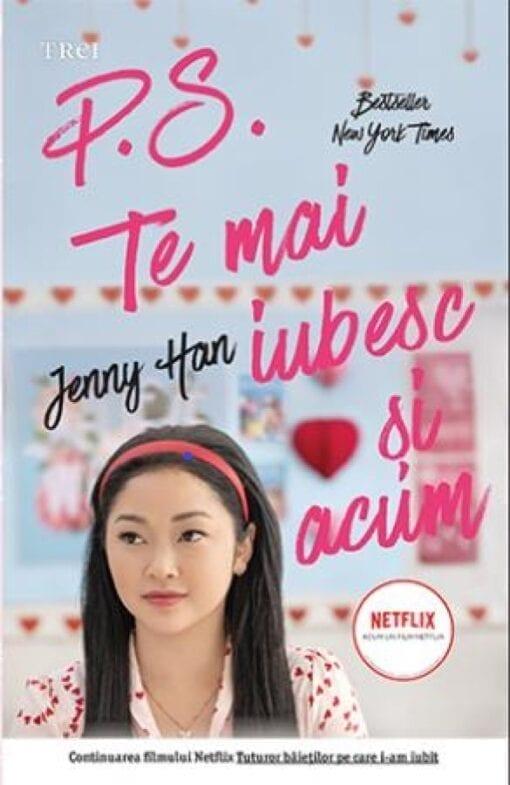 P.S. Te mai Iubesc si Acum Jenny Han