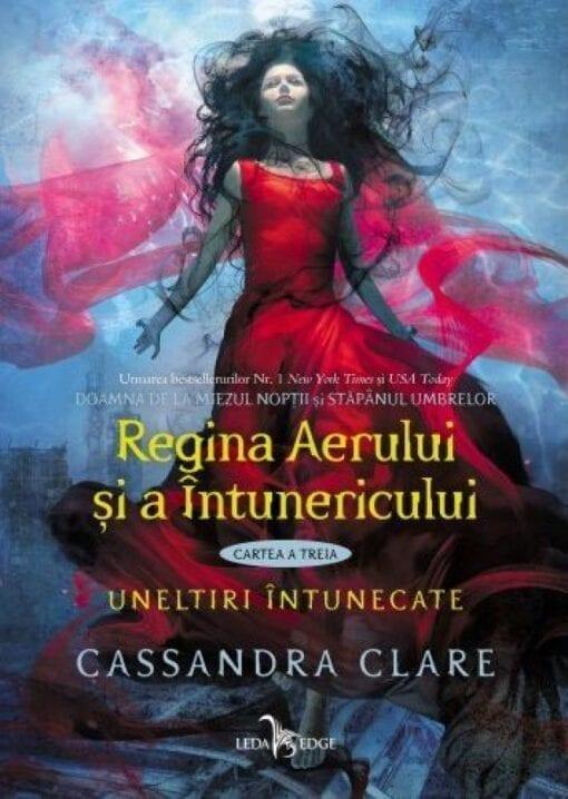 Regina Aerului si a Intunericului Cassandra Clare
