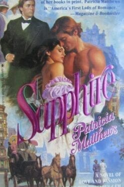 Sapphire Patricia Matthews