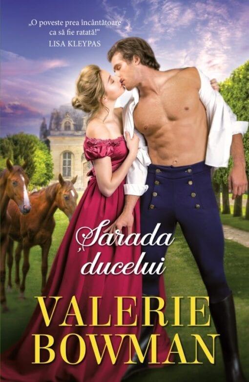 Sarada ducelui Valerie Bowman