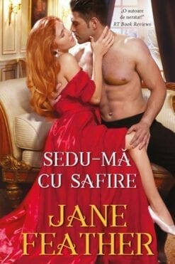 Sedu-ma cu Safire Jane Feather