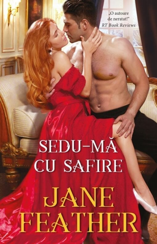 Sedu-ma cu Safire Jane Feather