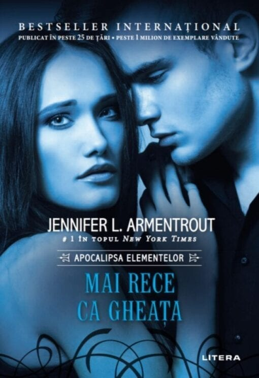 Seria Apocalipsa Elementelor Mai Rece ca Gheata Jennifer L. Armentrout