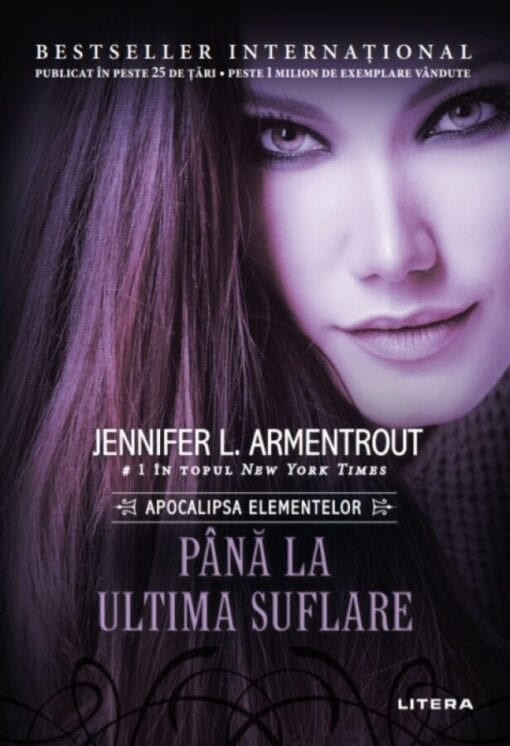 Seria Apocalipsa Elementelor Pana la Ultima Suflare Jennifer L. Armentrout
