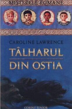 Seria Misterele Romane Caroline Lawrence