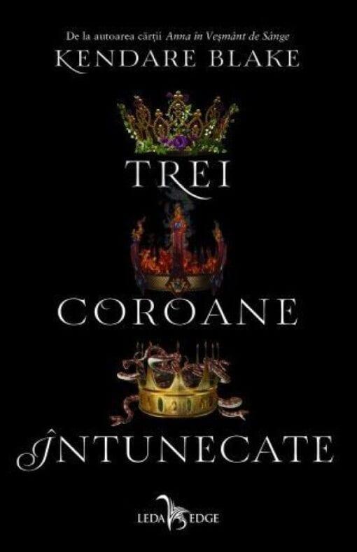 Seria Trei Coroane Întunecate Kendare Blake