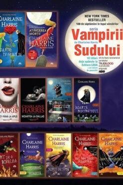 Seria Vampirii Sudului Charlaine Harris