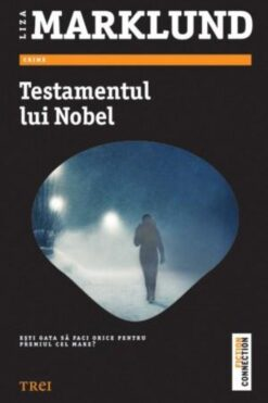 Testamentul lui Nobel Liza Marklund