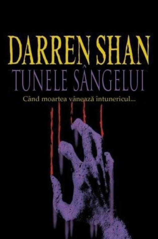 Tunele Sangelui Darren Shan