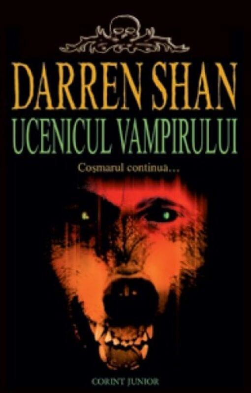 Ucenicul Vampirului Darren Shan