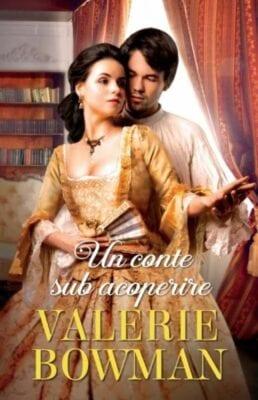 Un Conte sub Acoperire Valerie Bowman